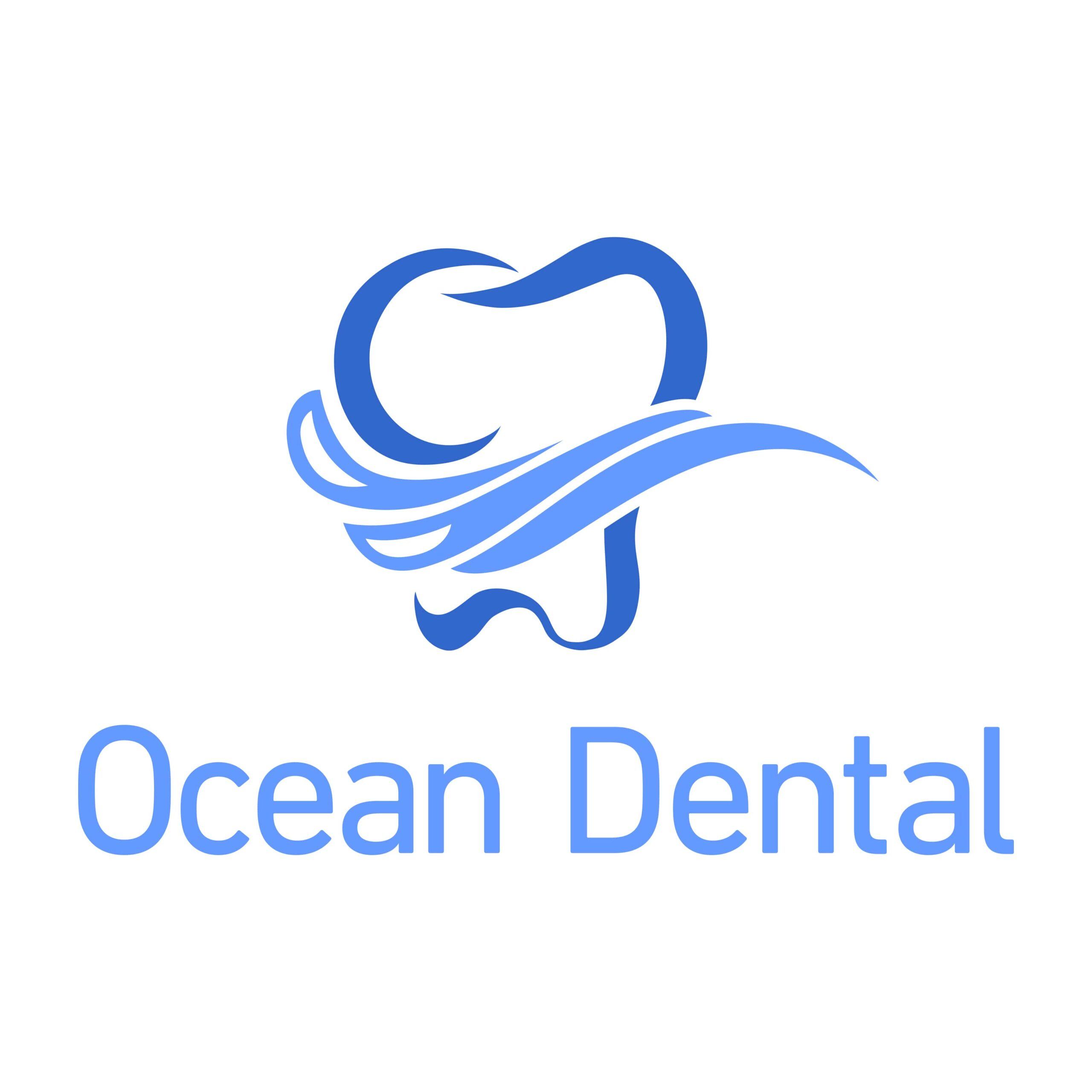 Ocean Dental Logo