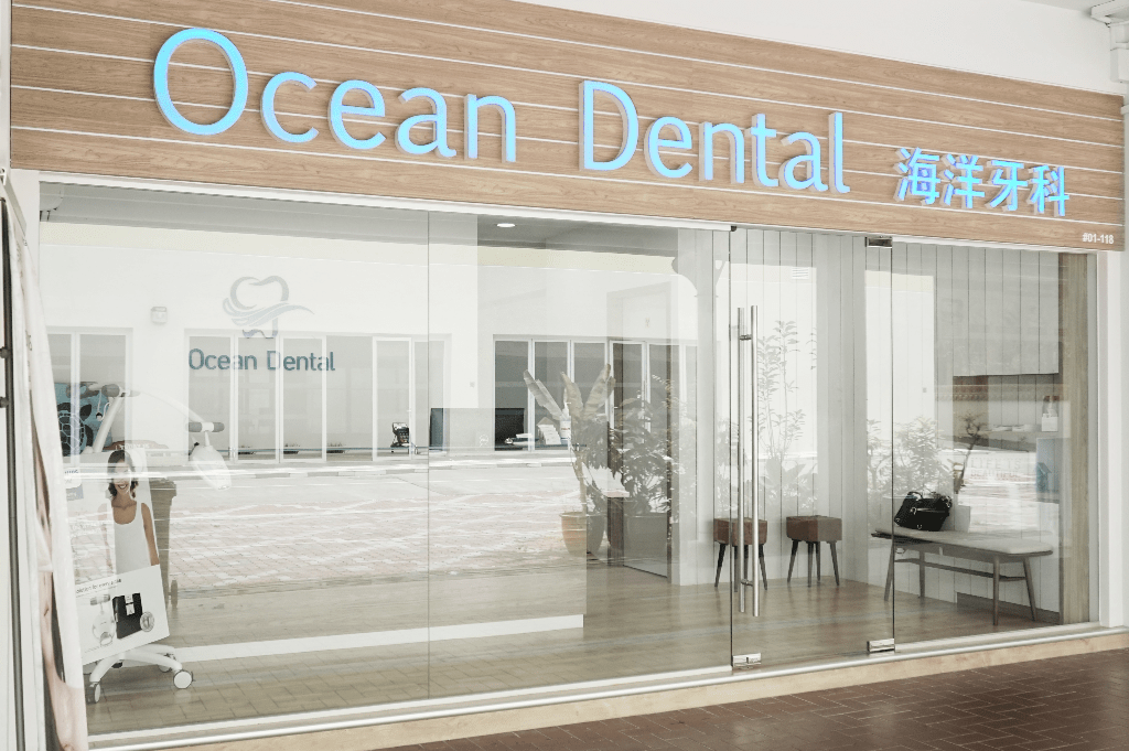 ocean dental singapore clinic